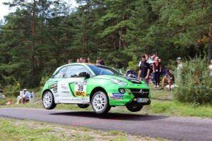 ADAC Opel Rallye Cup 2015: 20 Teams aus neun Nationen am Start