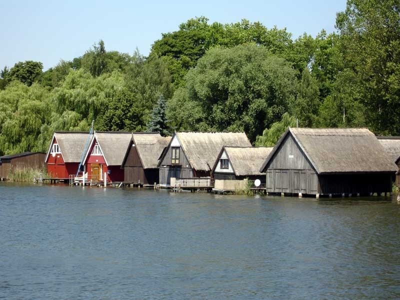 6 Tage Mecklenburgische Seenplatte