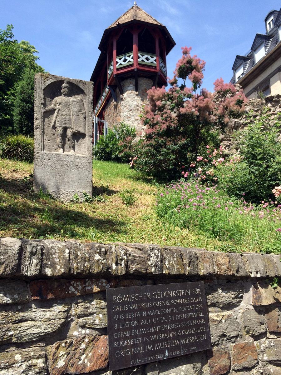 Römischer Gedenkstein