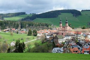 Germany's largest E-Bike charging station network in the Black Forest